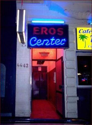 Eros center frankfurt